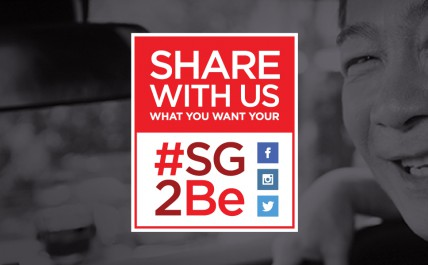 #SG2Be